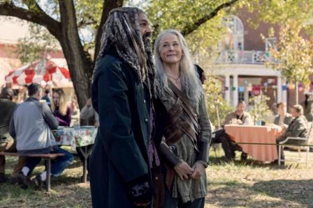 carol and ezekiel