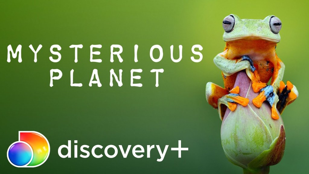 mysterious planet discovery+