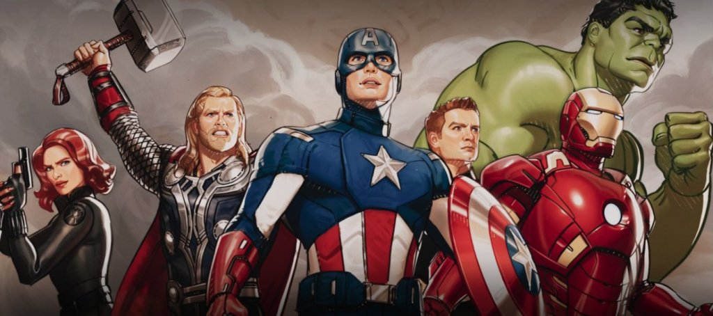 what if the avengers